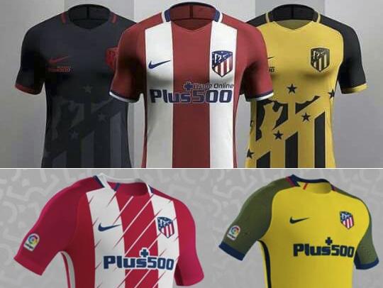 0e5d6fe6bcc22 Se filtra la posible equipación del Atlético de Madrid para la ...