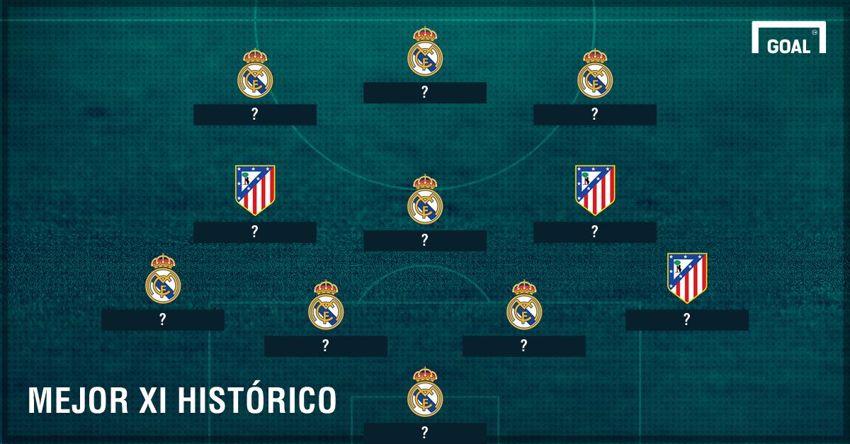 GFX Real Madrid - Atletico
