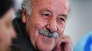 Vicente Del Bosque Spain press conference 31052016