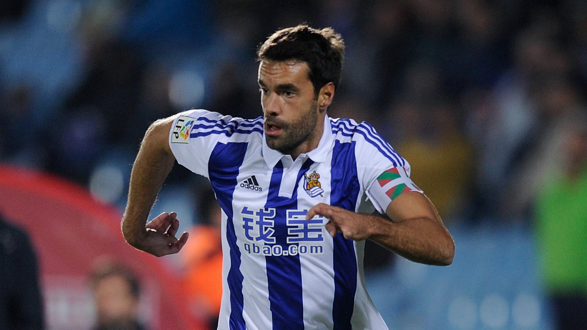 Xabi Prieto Real Sociedad