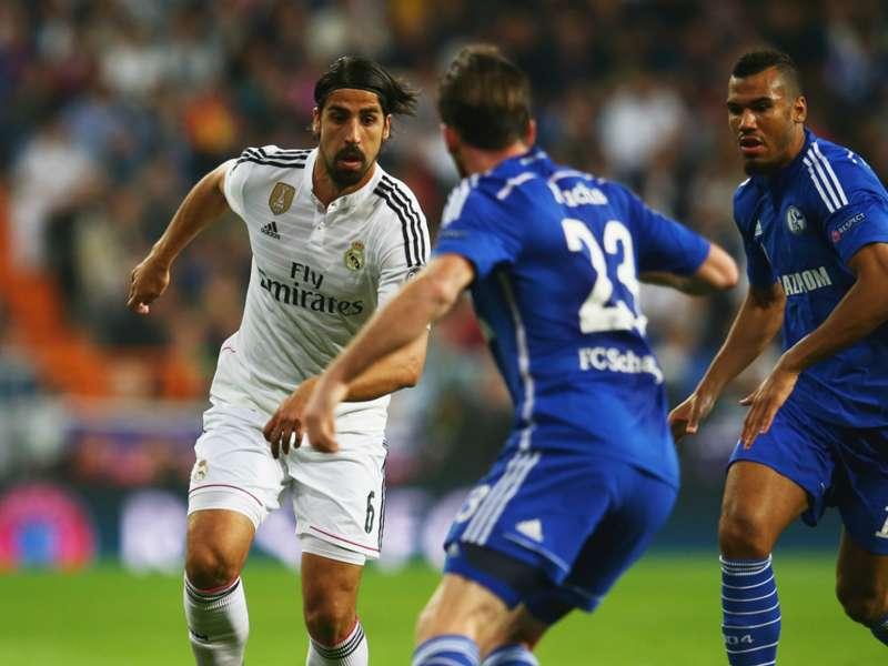 Heldt Sami Khedira Würde Schalke Gut Zu Gesicht Stehen Goalcom