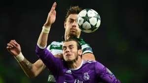 Sebastian Coates Gareth Bale Sporting Real Madrid Champions League