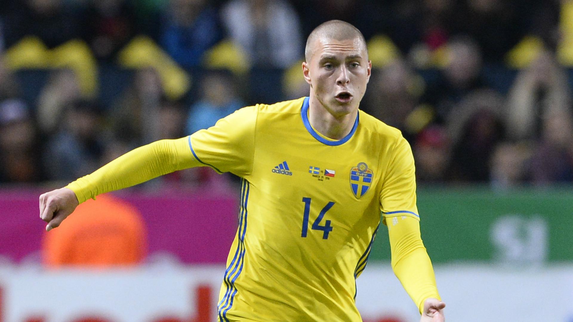 Victor Lindelöf sweden