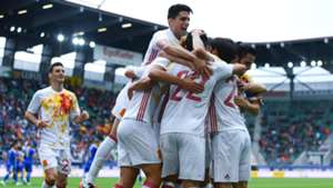 Aduriz Nolito Spain Bosnia International Friendly