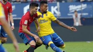 Kevin Prince Boateng Osasuna Las Palmas La Liga
