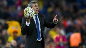 Quique Setien Las Palmas coach