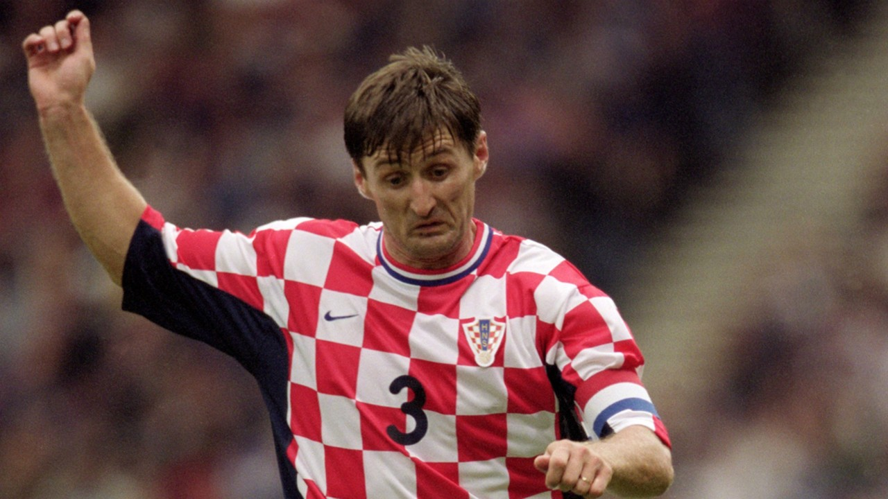 Robert Jarni ex Croatian Player