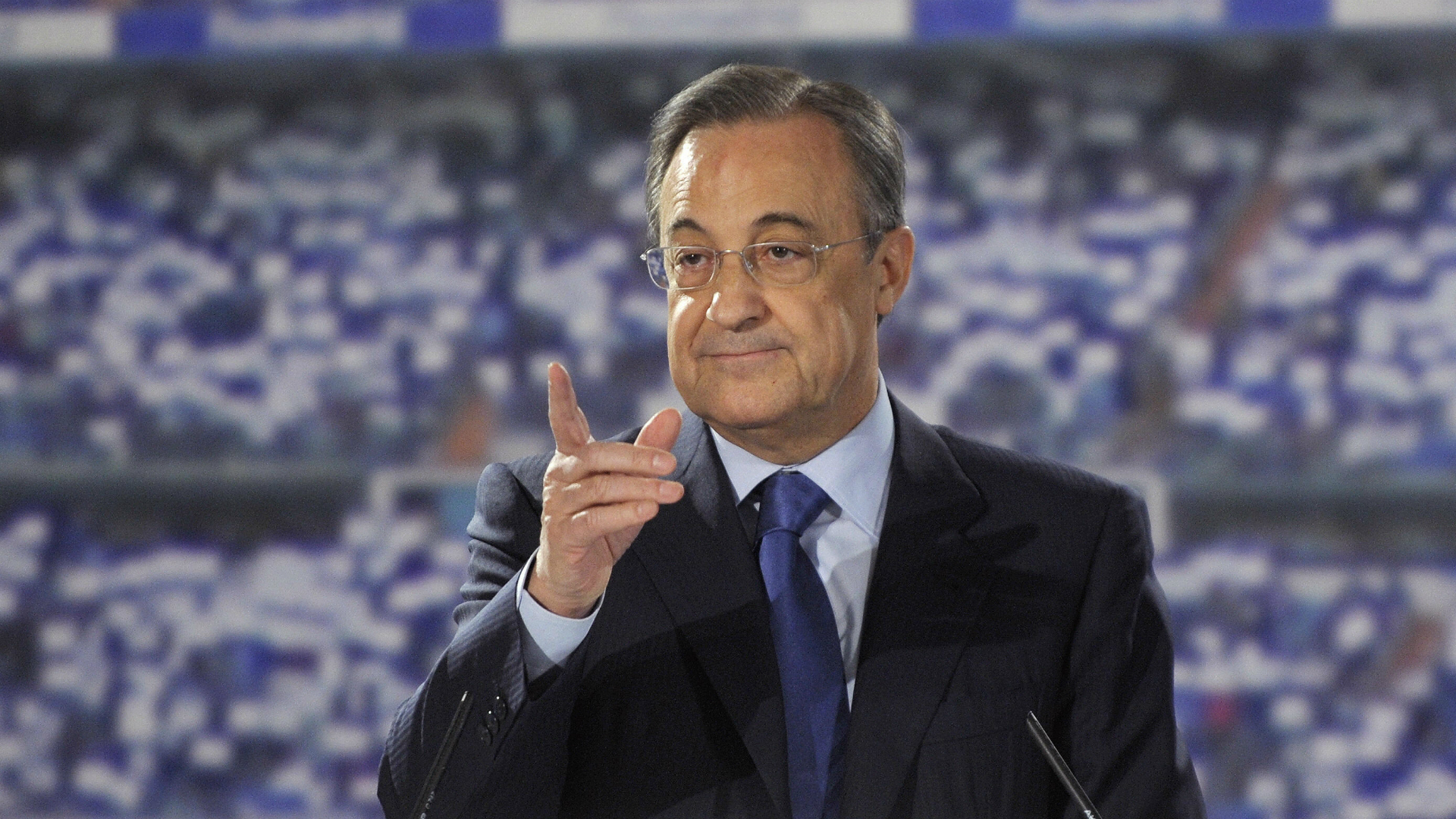 Real Madrid, Perez: