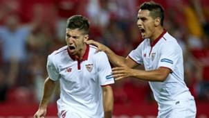 Luciano Vietto Ben Yedder Sevilla Espanyol LaLiga