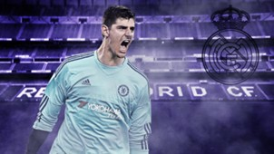 GFX Courtois Real Madrid