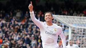 Cristiano Ronaldo Real Madrid Sporting Gijon La Liga 17012016