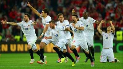 Sevilla Benfica penalti shots