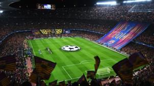 Camp Nou Barcelona PSG UEFA Champions League 08032016