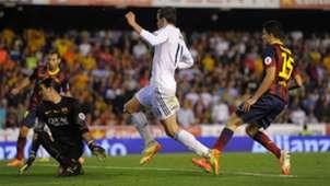 Gareth Bale Marc Bartra Copa del Rey final
