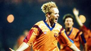 Ronald Koeman Barcelona Sampdoria Champions League 1992
