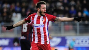 Saul Niguez Eibar Atletico Madrid LaLiga 07012016