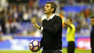 Mauricio Pellegrino Alaves Deportivo Coruna La Liga