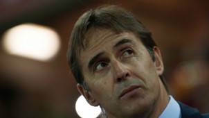 Julen Lopetegui Spain Macedonia World Cup Qualifier