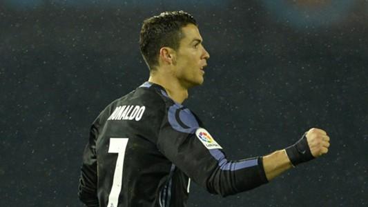 Cristiano Ronaldo Celta Real Madrid Copa del Rey