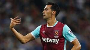 Alvaro Arbeloa West Ham