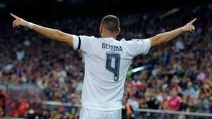 Karim Benzema Atletico Madrid Real Madrid La Liga