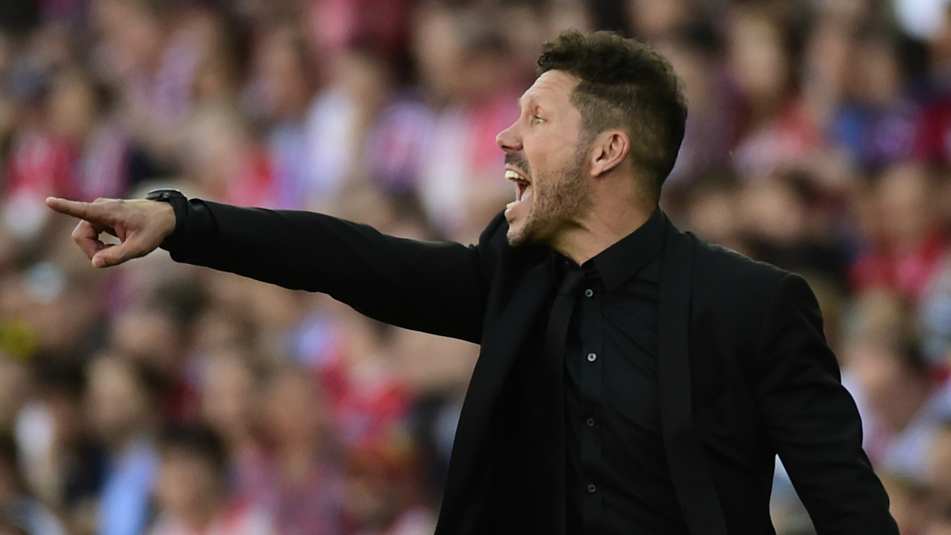 Diego Simeone Atletico Madrid Sevilla La Liga