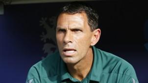 Gustavo Poyet Real Betis coach