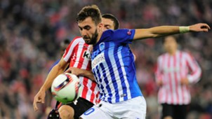 Susic De Marcos Athletic Bilbao Genk UEFA Europa League 3112016