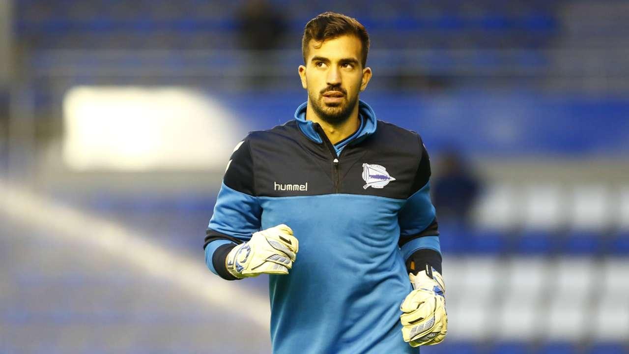 Fernando Pacheco Alaves Deportivo Coruna La Liga