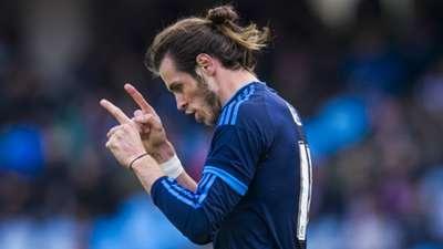 Gareth Bale Real Sociedad Real Madrid La Liga