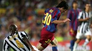 Messi Juventus Gamper 2005