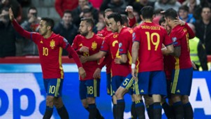 Spain Israel WC Qualifier