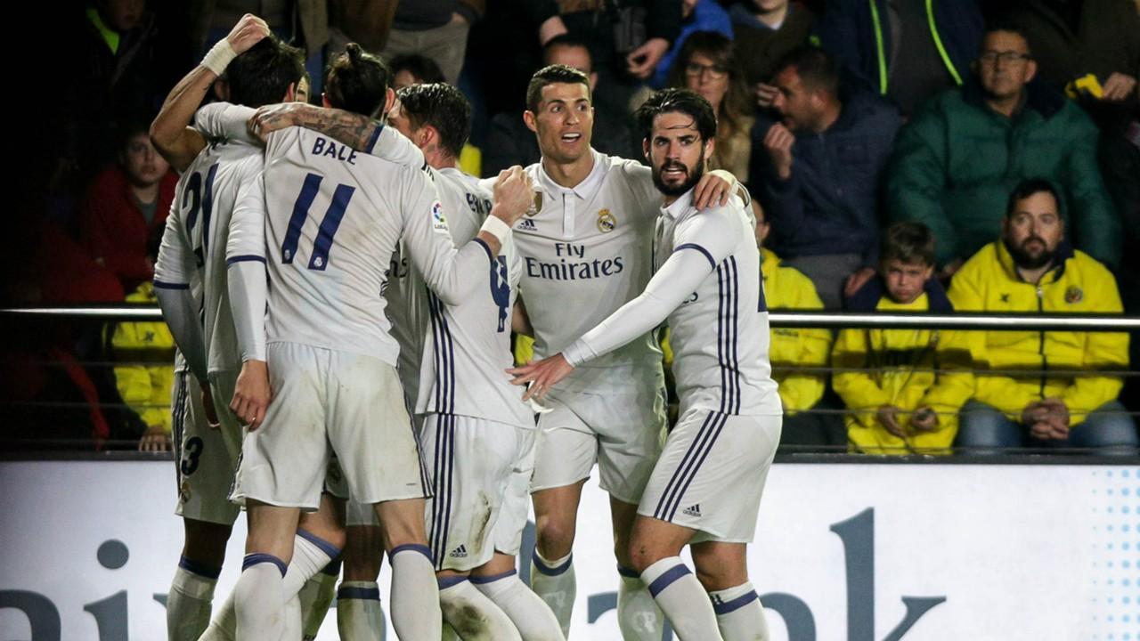 Villarreal Real Madrid LaLiga 26022017