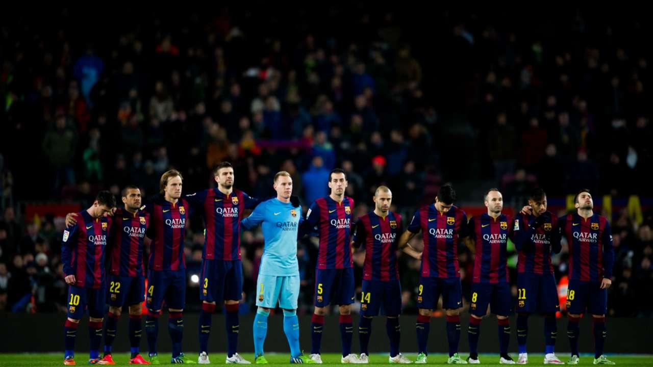 Barcelona Atletico Madrid Copa del Rey 01212015