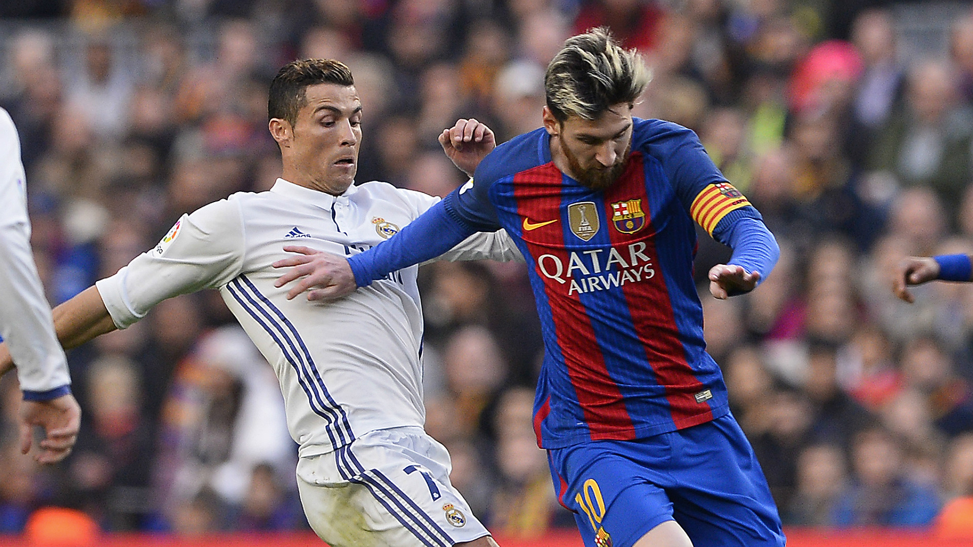 Ronaldo vs Messi in El Clasico - Who has the best stats 0c9a50f4f