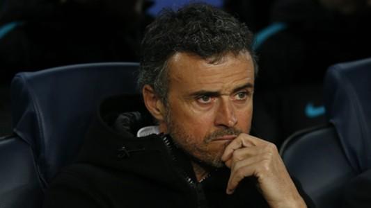 Luis Enrique Barcelona PSG UEFA Champions League 08032016