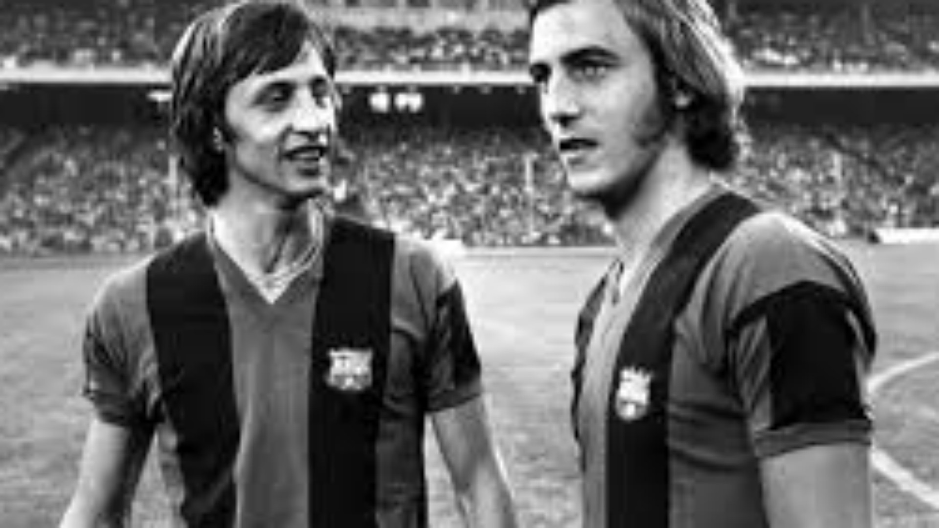 Neeskens Cruyff Barcelona