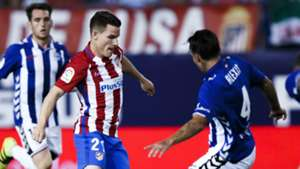 Atletico Madrid Alaves Kevin Gameiro Alexis Ruano LaLiga 21082016