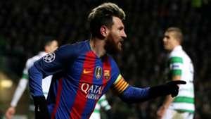 Leo Messi Celtic Barcelona Champions League