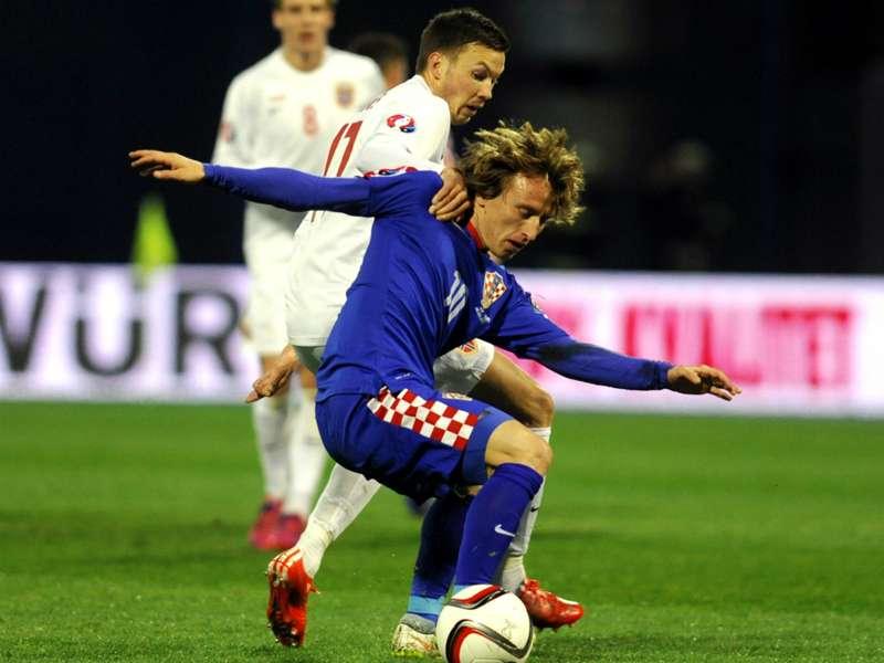 Luka Modric estará dos o tres semanas de baja
