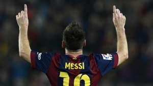 Lionel Messi Barcelona Sevilla La Liga 22112014