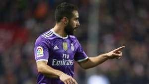 Dani Carvajal Sevilla Real Madrid La Liga 15012017