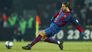 Thiago Motta Barcelona 2004