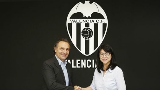 Cesare Prandelli Valencia La Liga