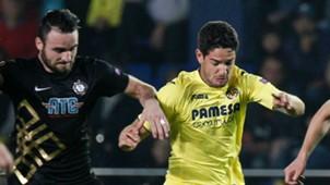 Alexandre Pato Musa Cagiran Villarreal Osmanlispor Europa League