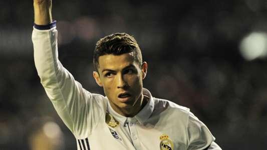 Cristiano Ronaldo Osasuna Real Madrid LaLiga