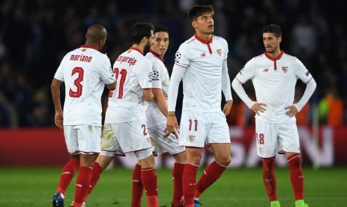 Sevilla FC Leicester City Champions League