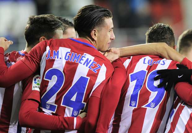 Eibar 2-2 Atletico Madrid Highlights and Goals