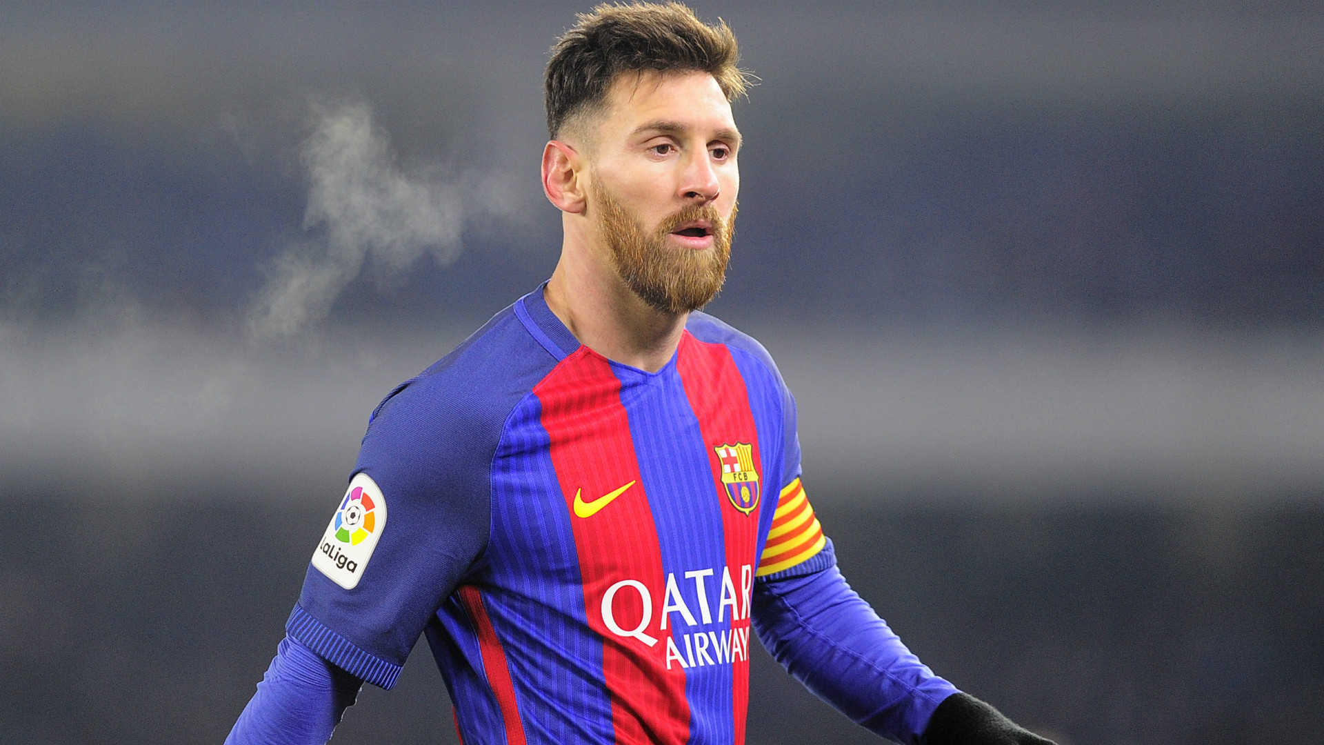 Leo Messi Real Sociedad Barcelona Copa del Rey