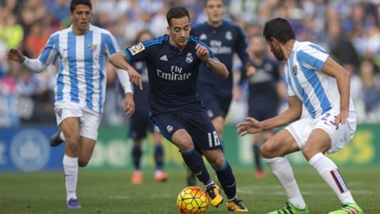 Lucas Vazquez Miguel Torres Malaga Real Madrid 21022016